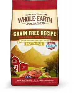 Whole Earth Farms Grain Free Recipe