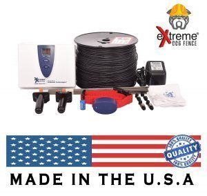 The best electric canine containment system: The Extreme Dog Fence®