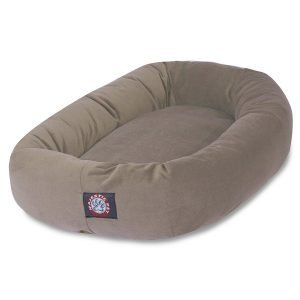 Majestic Pet Products Suede Dog Bed.