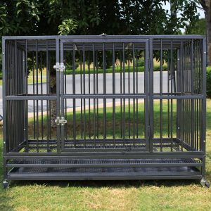 Another Great Dog Crate From Sliverylake.