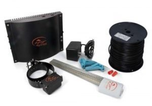 An alternative SportDOG electric in-ground canine fence system.
