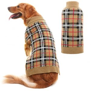 PUPTECK Classic Plaid