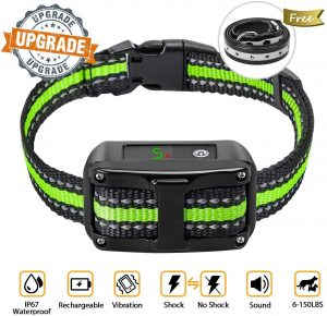PetYeah Dog Bark Collar.