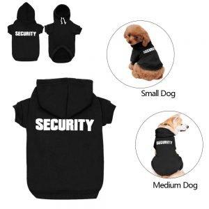 Didog Dog Hoodies Sweatshirts for Small Medium Dogs.