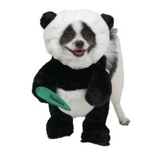 Pandaloon Panda Puppy Dog and Pet Costume Set.
