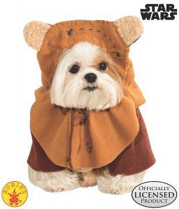 Rubie's Star Wars Ewok Pet Costume.