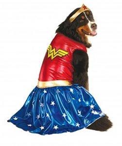 DC Comics Wonder Woman Pet Costume.