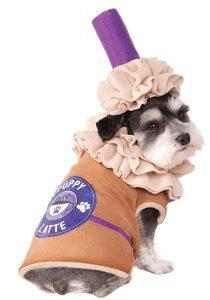 Puppy Latte Costume.