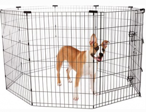 Frisco Wire Dog Exercise Playpen.