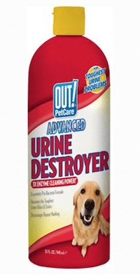 OUT! Advanced Severe Urine Destroyer.