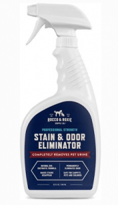 Rocco & Roxie Professional Strength Stain & Odor Eliminator.