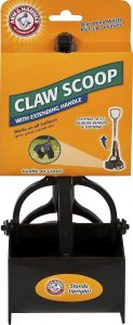 Arm & Hammer Claw Scoop Backyard Waste Pickup.