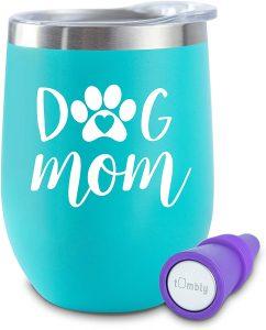 Dog Mom Tumbler.