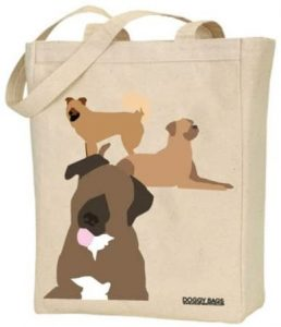 Doggy Bags Rescue Tote Bag.