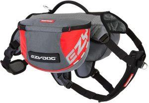 EzyDog High Performance Summit Dog Backpack.