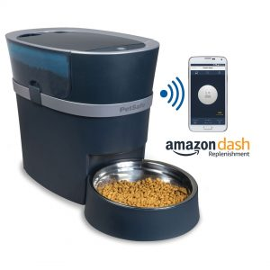 Smart Feed Automatic Dog and Cat Feeder, 2nd Generation.
