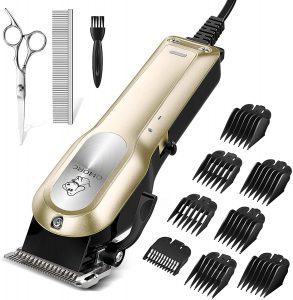 OMORC Dog Clippers.