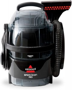 Bissell 3624 Spot Clean Professional Portable Carpet Cleaner.