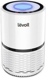 LEVOIT H13 True HEPA Filter Air Purifier.
