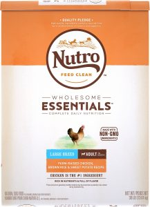 Nutro Wholesome Essentials Large Breed Adult.