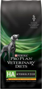 Purina Pro Plan Veterinary Diets HA Hydrolyzed.