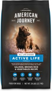 American Journey Active Life Formula.