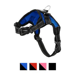 Copatchy No-Pull Reflective Adjustable Dog Harness.