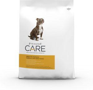 Diamond Care Sensitive Stomach Formula Adult Grain-Free Dry Dog Food.