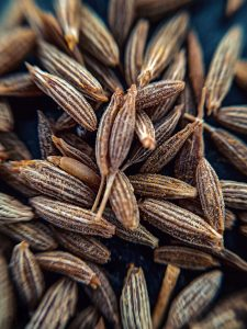 Anise seeds.
