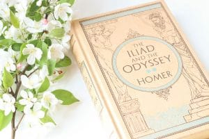 The Iliad and the Odyssey.