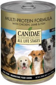 Canidae Life Stages Canned Dog Food.