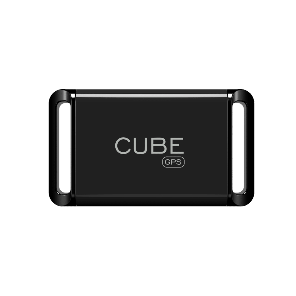 Cube GPS Tracker.