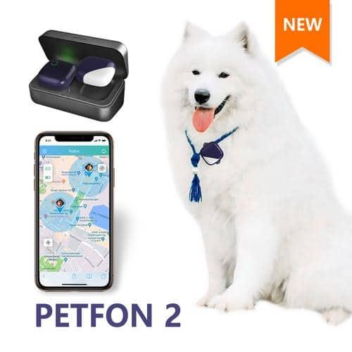 PETFON2 Smart Tracker For Dogs.